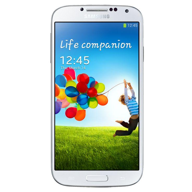 Samsung GT-I9505 Galaxy S4 16GB White Frost EU
