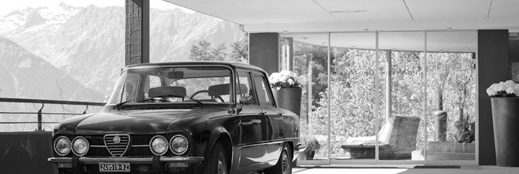 MIRAMONTI Boutique Hotel alfa Romeo Giulia rental