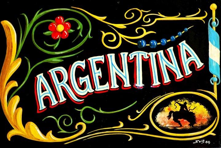 ♥ fileteado porteño. Buenos Aires. Argentina