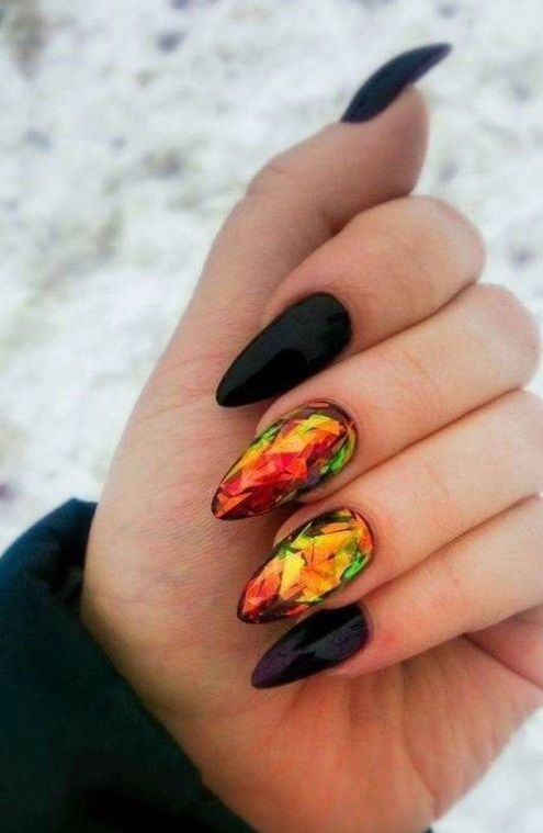 30 Unique Nail Design Ideas 2018 - 30 Unique Nail Design Ideas 2018 Nails Nails, Nail Designs