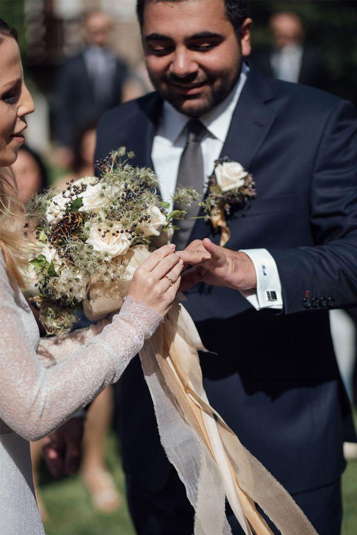 Moje myšlenky směřují k Tobě, má lásko - Originální Svatba