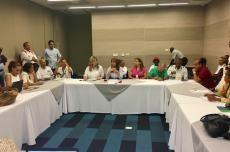 Mesas de trabajo y eventos culturales en día 14 del paro en Buenaventura