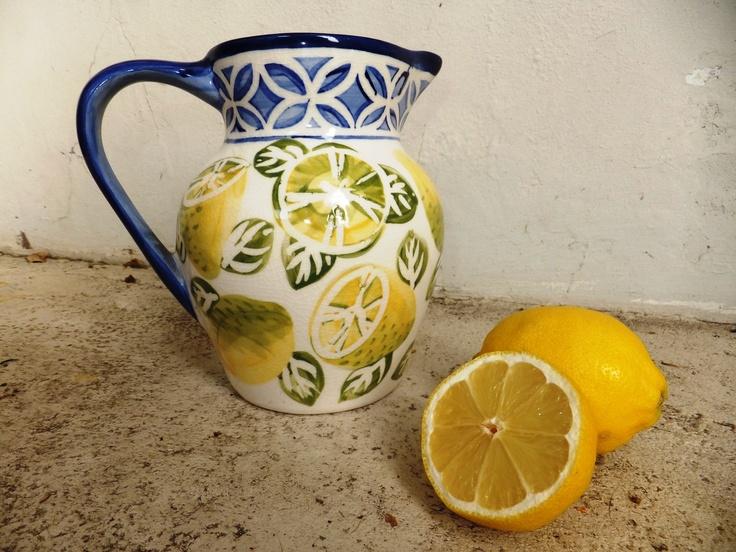 A Jug of Lemon...!