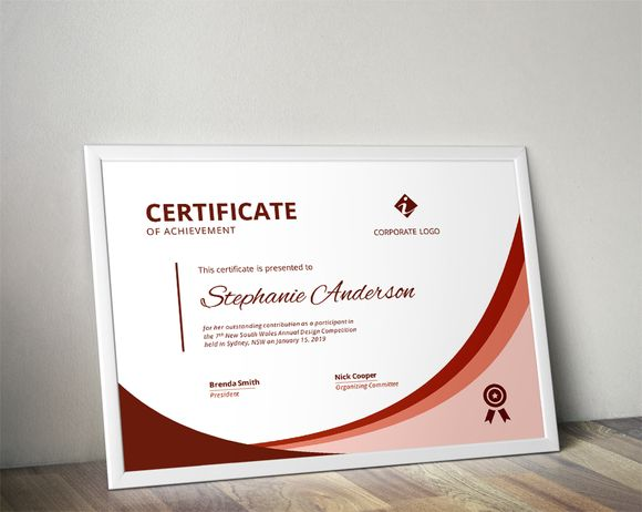 237 best Microsoft Word Resume Templates images on Pinterest - creative certificate designs
