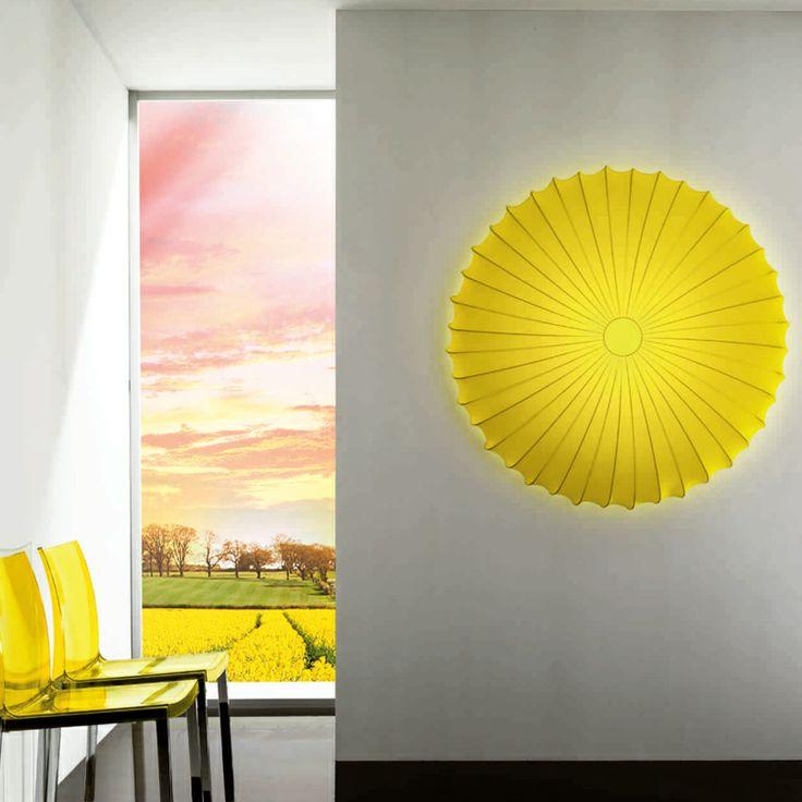 Sunny mood with AXO light #light #interior #design #decor