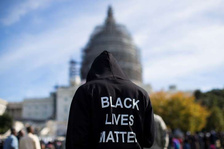 20 years after the Million Man March, a fresh call for justice on the Mall