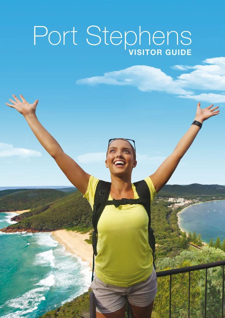Current Port Stephens Visitors Guide  All you need to know about Port Stephens, NSW for your next holiday destination.  Visit www.portstephens.org.au