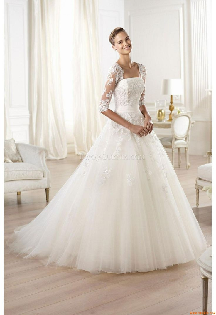 Vestidos de noiva Pronovias Ocanto 2014
