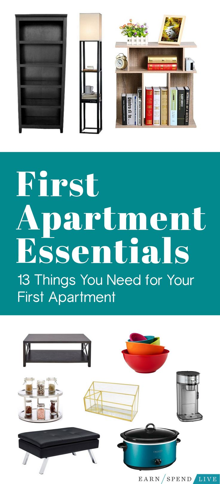 25 best ideas about first apartment essentials on