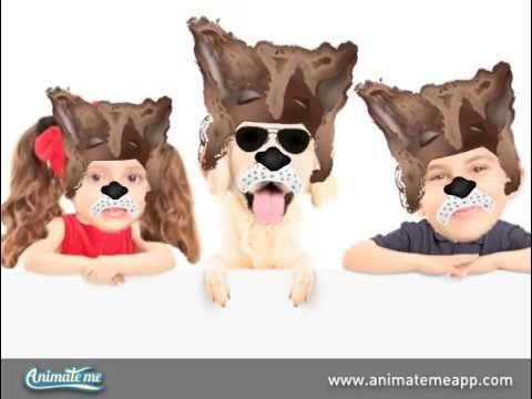 What does the fox say?  Create your own talking pets, talking animals, and photo animations with the FREE Animate Me - Talking Photos app for iPhone and iPad. It won't be free for long, so download today! http://www.animatemeapp.com/get