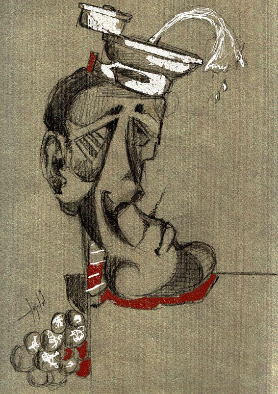 My Art Work by Osama Farfour, via Behance