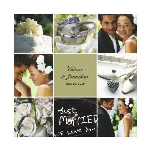 174 besten wedding canvas bilder auf pinterest einfache hochzeiten familienportraits und. Black Bedroom Furniture Sets. Home Design Ideas