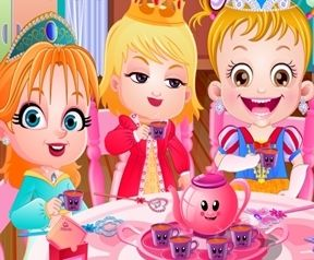 Hazel Bebek Çay Partisi