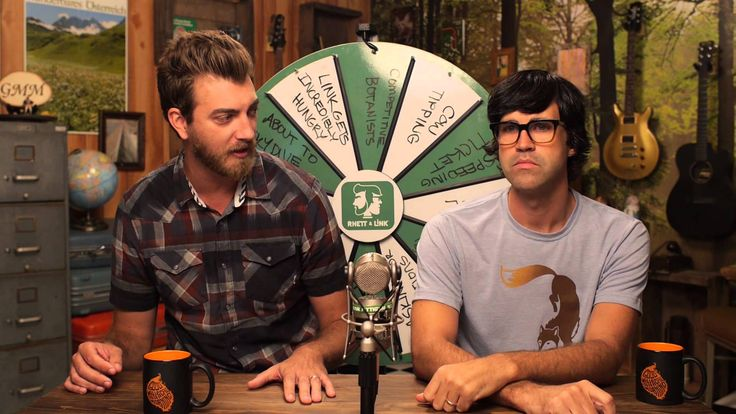 Rhett And Link Food Network