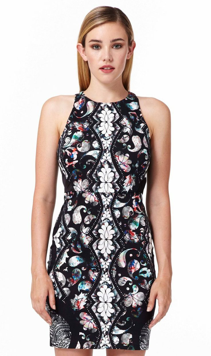 AlibiOnline - Persian Paisley Dress by WHITNEY PORT for COOPER ST, $149.95 (http://www.alibionline.com.au/persian-paisley-dress-by-whitney-port-for-cooper-st/)