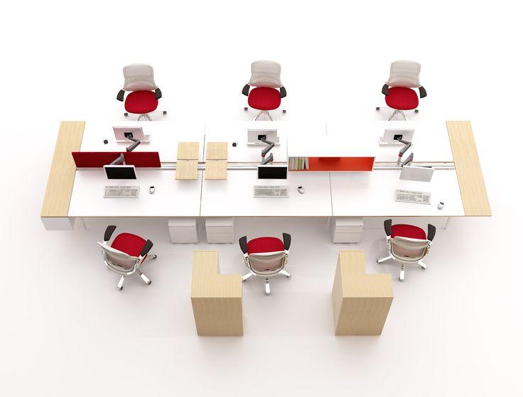knoll antenna workspaces desks pinterest ants and