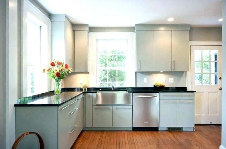 45 Kitchen Ideas Dark Cabinets Crown Moldings - SILAHSILAH ...
