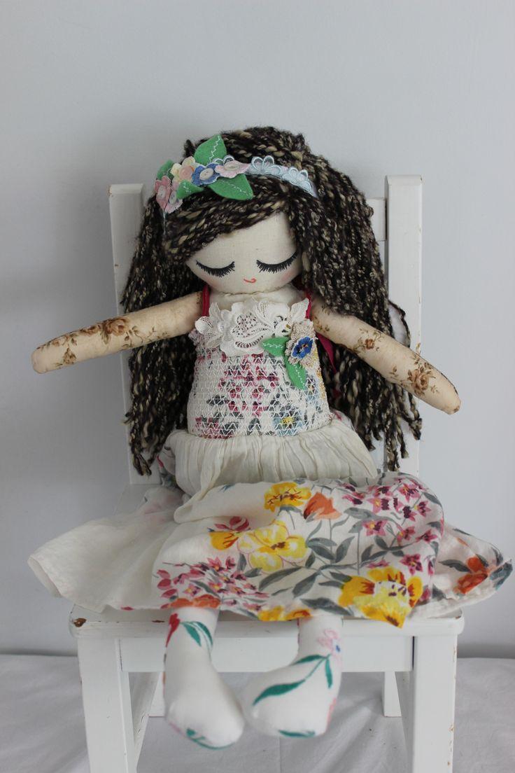 Cloth Doll Plush : Petal