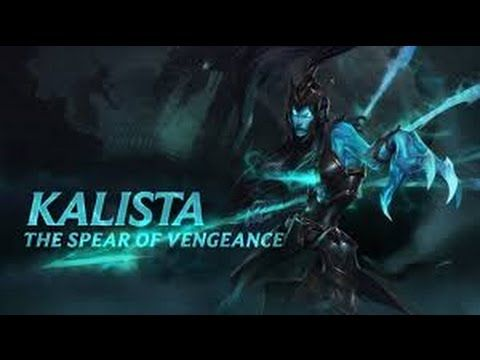 kalista - max stack