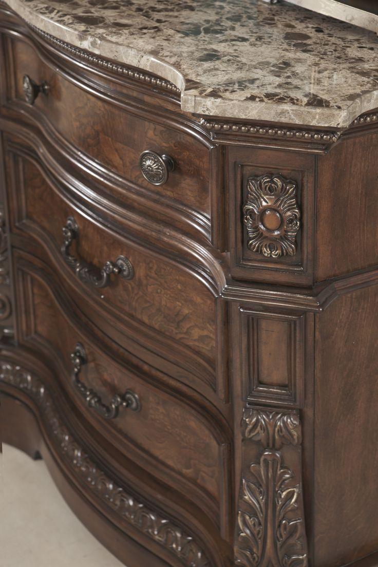 Ashley bedroom furniture millenium collection -  Ledelle Nightstand