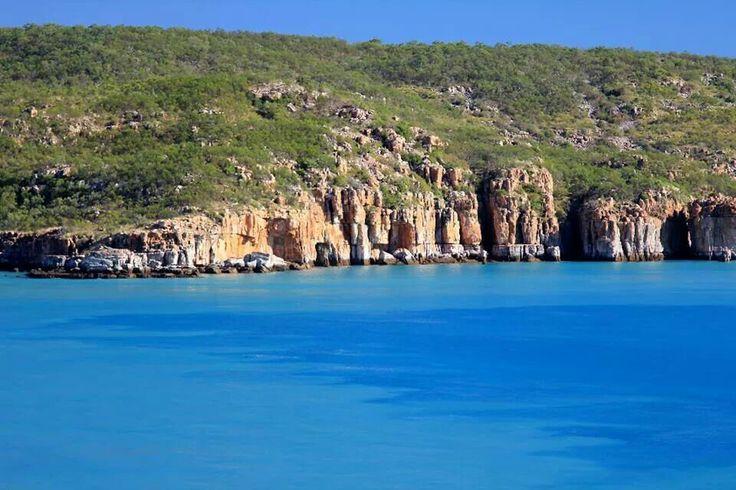 Kimberley Coast, Western Australia scenic cruising by Amanda Paul (Sea Princess)