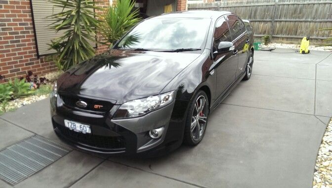 2012 FPV GT 5.0 Supercharged Coyote