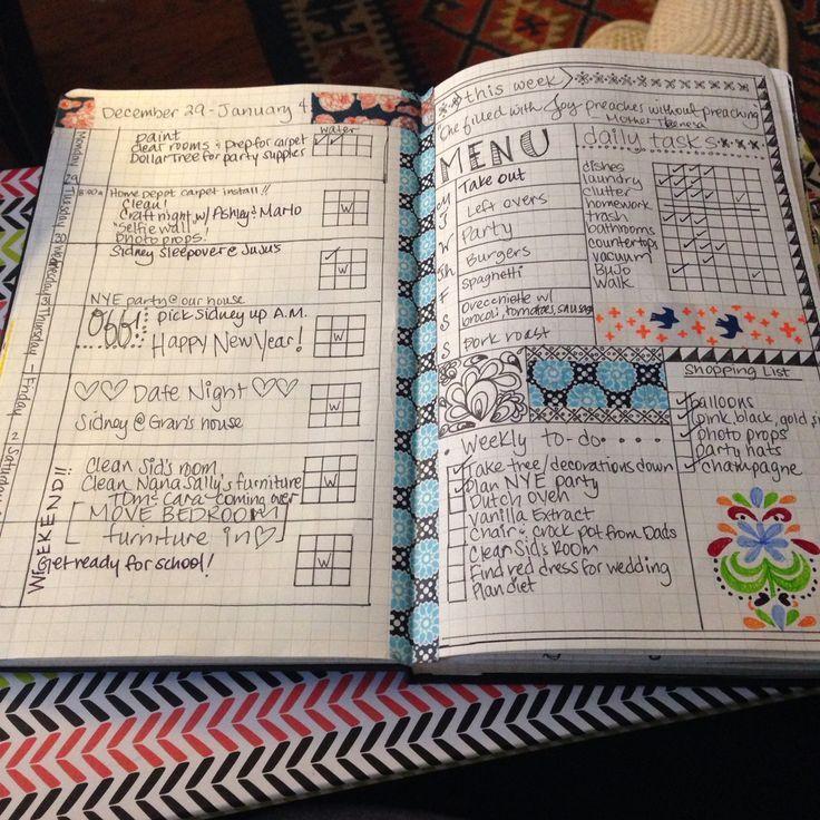 Dot Calendar Bullet Journal : Bästa dot grid notebook idéerna på pinterest bullet