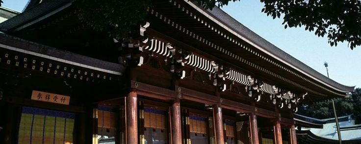 Harajuku et le sanctuaire Meiji - JNTO - Office National du Tourisme Japonais