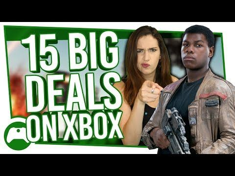 It's a new week, which means new Deals With Gold on Xbox – there are some great deals on Xbox One and Xbox 360 games. EA is selling Star Wars Battlefront 2, FIFA 18 and Mass Effect for a tiny amount, and you can pick up Halo Wars 2 and Overwatch for cheap. These are the massive Xbox...