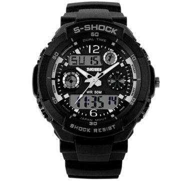Pánské sportovní hodinky bílé – pánské hodinky Na tento produkt se vztahuje nejen zajímavá sleva, ale také poštovné zdarma! Využij této výhodné nabídky a ušetři na poštovném, stejně jako to udělalo již velké množství spokojených …
