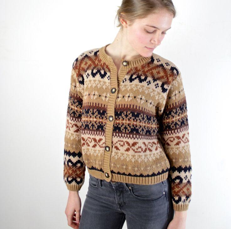 72 best Fair Isle Knitting images on Pinterest | Fair isle ...