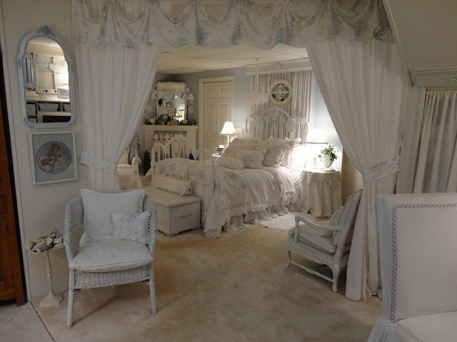 1000 ideas about basement bedrooms on pinterest income - Camere da letto stile shabby chic ...