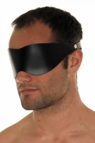 Blindfolds Leder - Herren Augenbinde