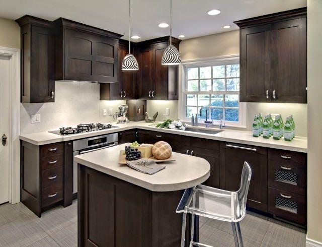 Praktikus kis konyhasziget ötletek - kis étkező, extra munkafelület és bútor egyben