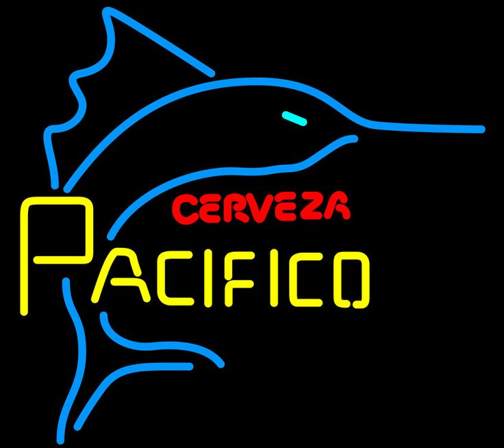 12 best Pacifico Neon Beer Signs images on Pinterest