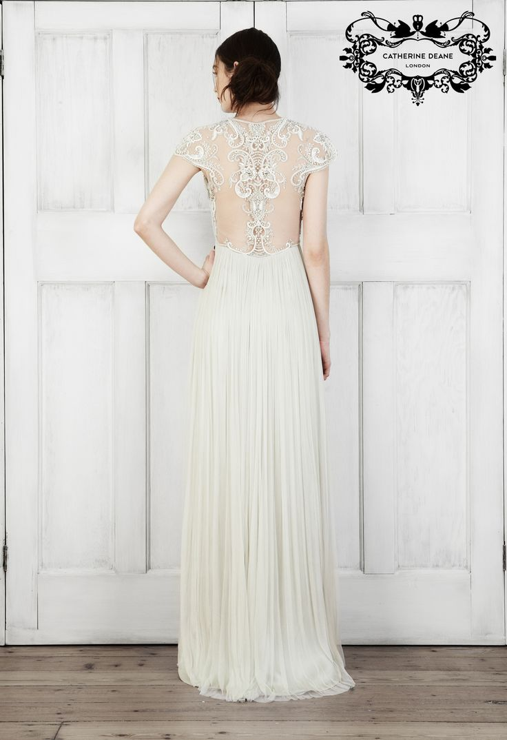 Wedding dress shops in deira dubai   best Catherine Deane images on Pinterest  Short wedding gowns
