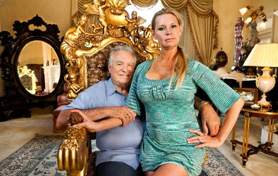 David and Jackie Siegel and their Orlando, Fla., dream home are the subjects of a film by Lauren Greenfield.