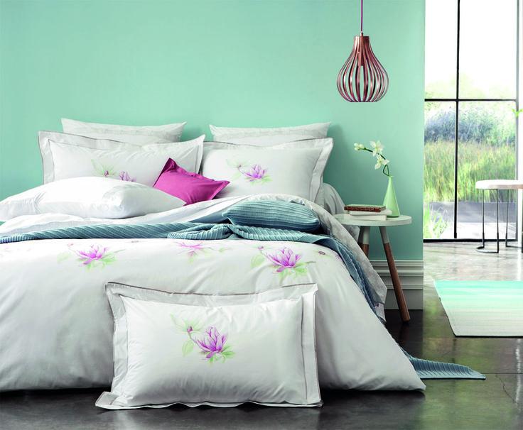 les 38 meilleures images du tableau flower power linge. Black Bedroom Furniture Sets. Home Design Ideas
