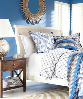 17 Best Images About Bedding Ethan Allen On Pinterest