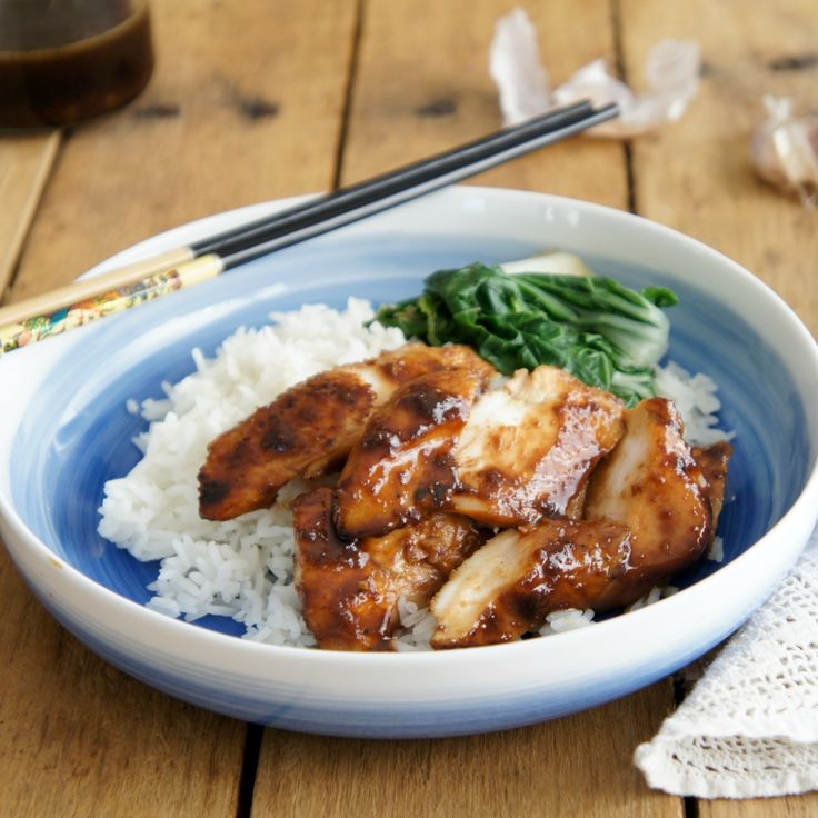 #RecipeoftheDay: Garlic and Ginger Teriyaki Sauce by Neko-Chan