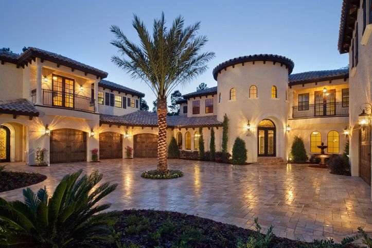 Mediterranean architecture is a unique look that combines the look and architectural elements of several Mediterranean countries. Some of the biggest influences have come fromSpain, Portugal, and Italy. Over time, countries from all overthe Mediterranean region have all contributed elements of the style that influence our take on the style. Today, Greece, France,even the Balkans, Turkey, Morocco, and even Algeria inspire the style that are often seen in the states with a strong Spanish…