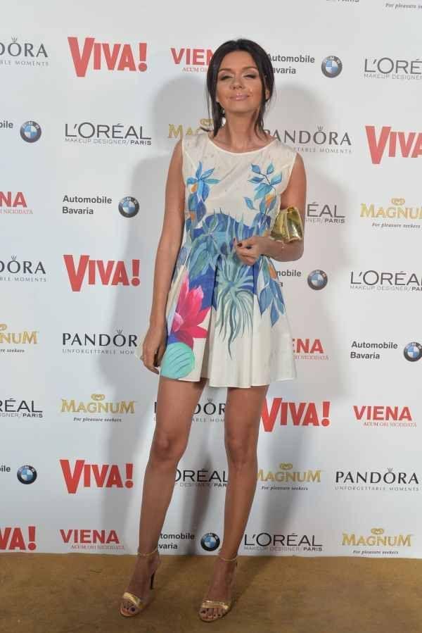 Silk Paint Dress