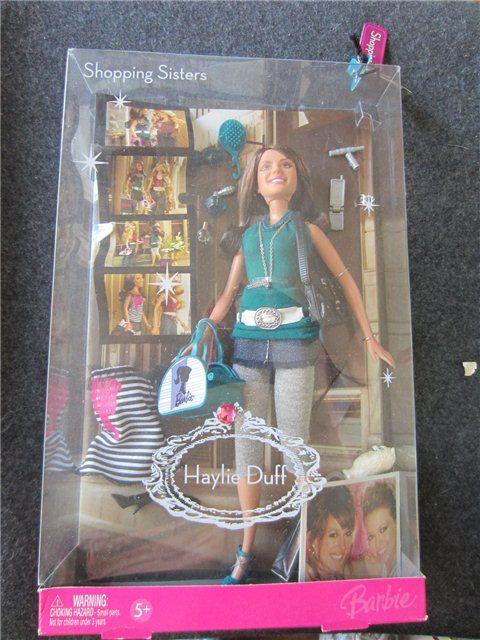 hilary duff barbie dolls barbie dol haylie duff