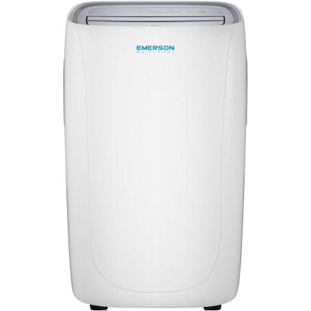 Emerson Quiet Kool 12,000 BTU Portable Air Conditioner with Remote Control, White