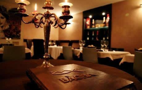 BàCha Restaurant Milano - Sala, dettagli