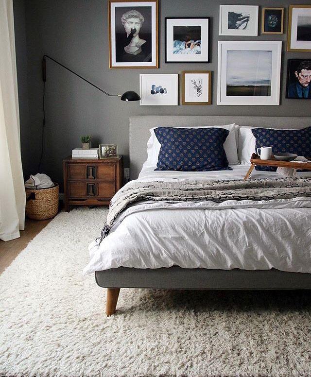 Bedroom from @westelm