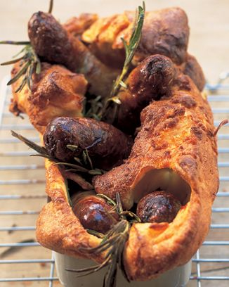 Toad in the hole - Jamie Oliver