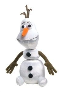 Disney Frozen Pull Apart and Talkin' Olaf This is a fun toy that will make you laugh. He tells jokes and says signature phrases from Frozen.  Pull him apart and them put him back together again.