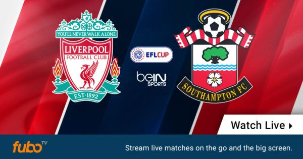 Where to find Liverpool vs. Southampton (League Cup semifinal 2nd leg) on US TV and streaming   If youre trying to find out how you can watch Liverpool vs. Southampton youve come to the right place.  In the first leg Liverpool lost 1-0 to Southampton after Nathan Redmond scored the only goal in the game. However the Saints now face a Reds team at Anfield who will be looking to bounce back after a shock 2-3 defeat against Swansea on Saturday.  The League Cup semi-final second leg between…