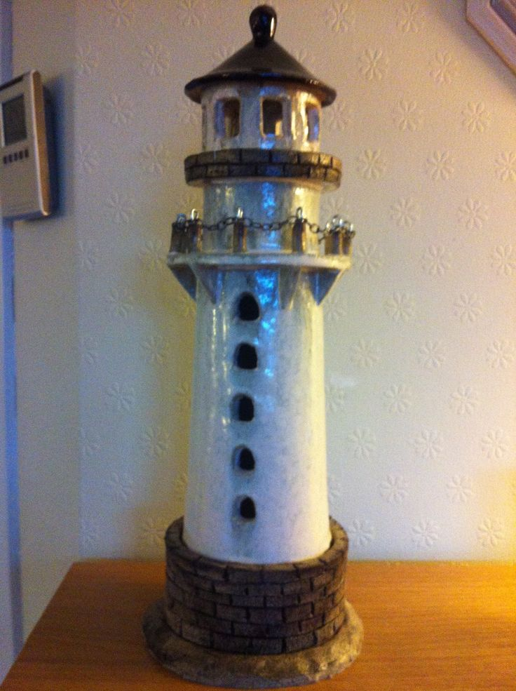 Lighthouse. Gerd Asphaug